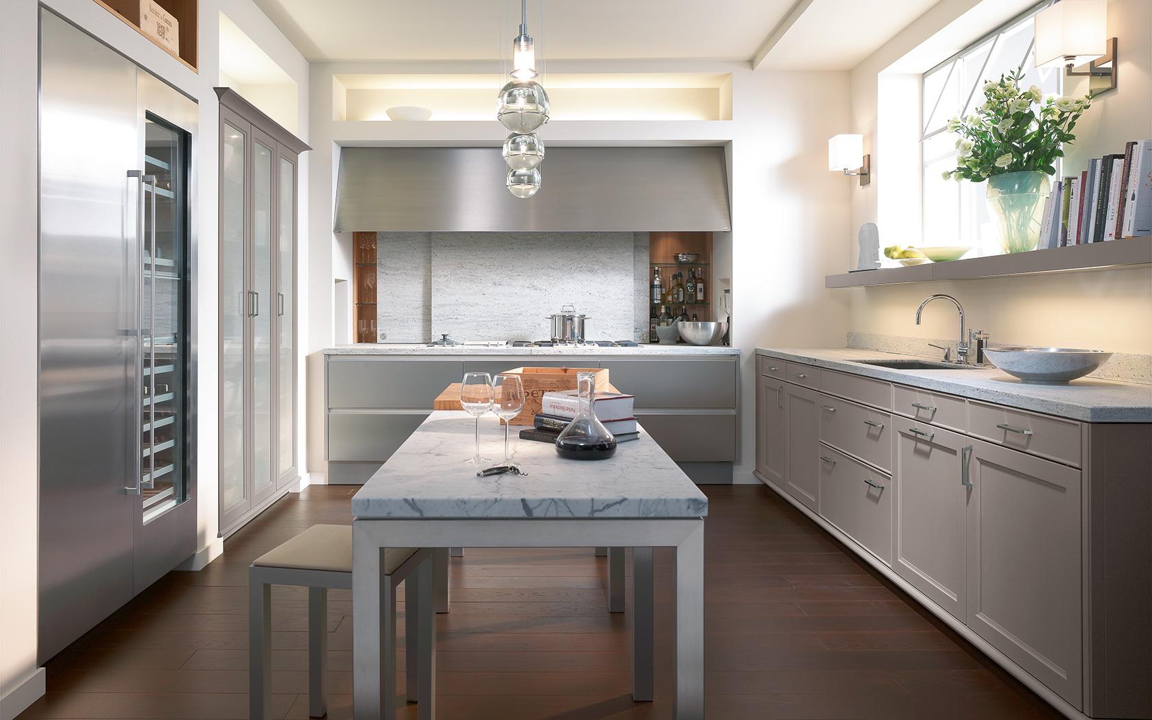 Siematic beaux arts - Foto eigentijdse keuken ...