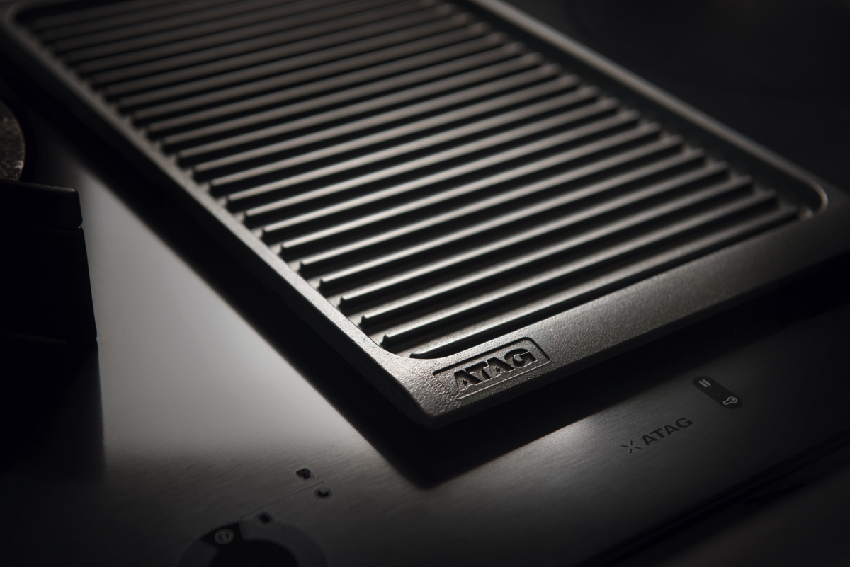 Inductie Grill