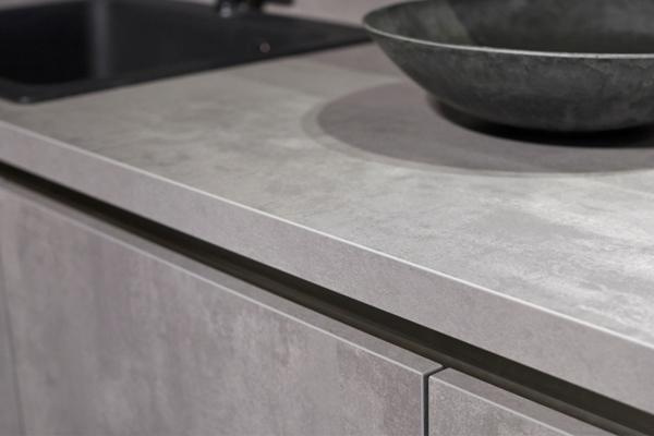 Aanrechtblad betonlook