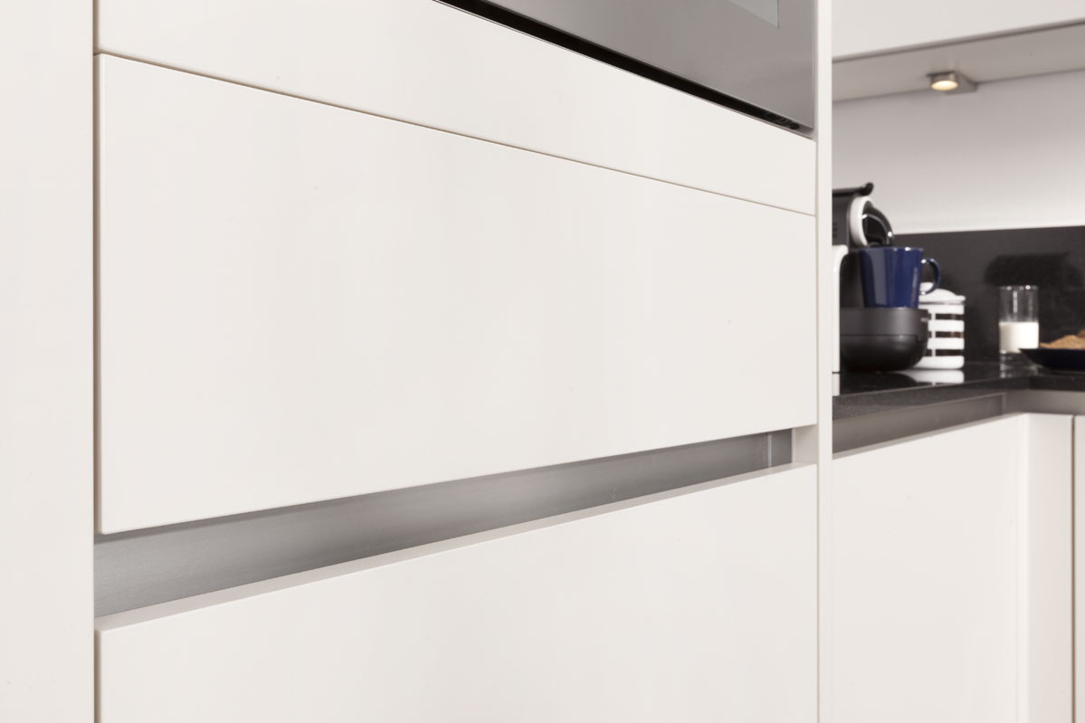 Wasmer greeploze keuken