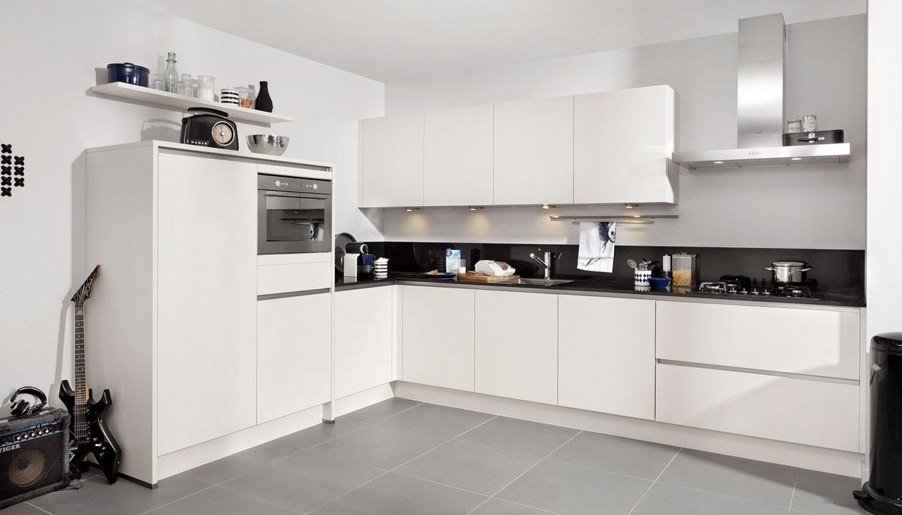 Greeploze Design Keukens : Wasmer greeploze keuken