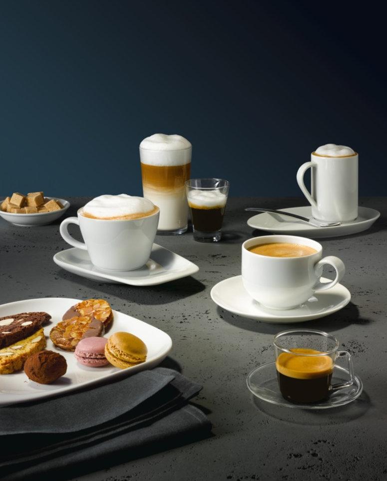 Koffie uit Siemens koffiemachine