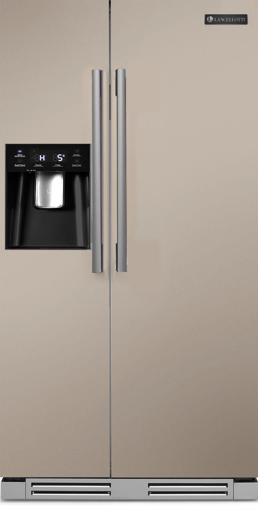Amerikaanse koelkast Lancellotti