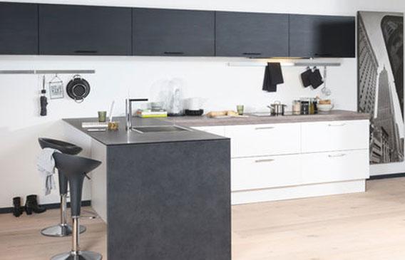Keukens Zwartwit Nieuwenhuizen : Keukeninspiratie nieuwenhuis keukens inspireert