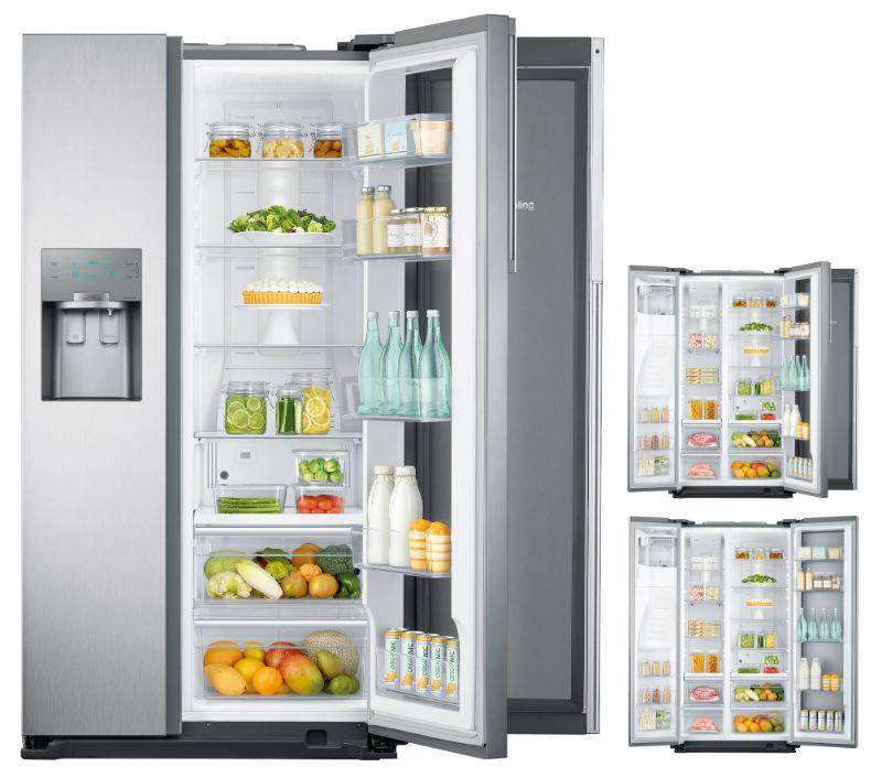 Amerikaanse koelkast Samsung