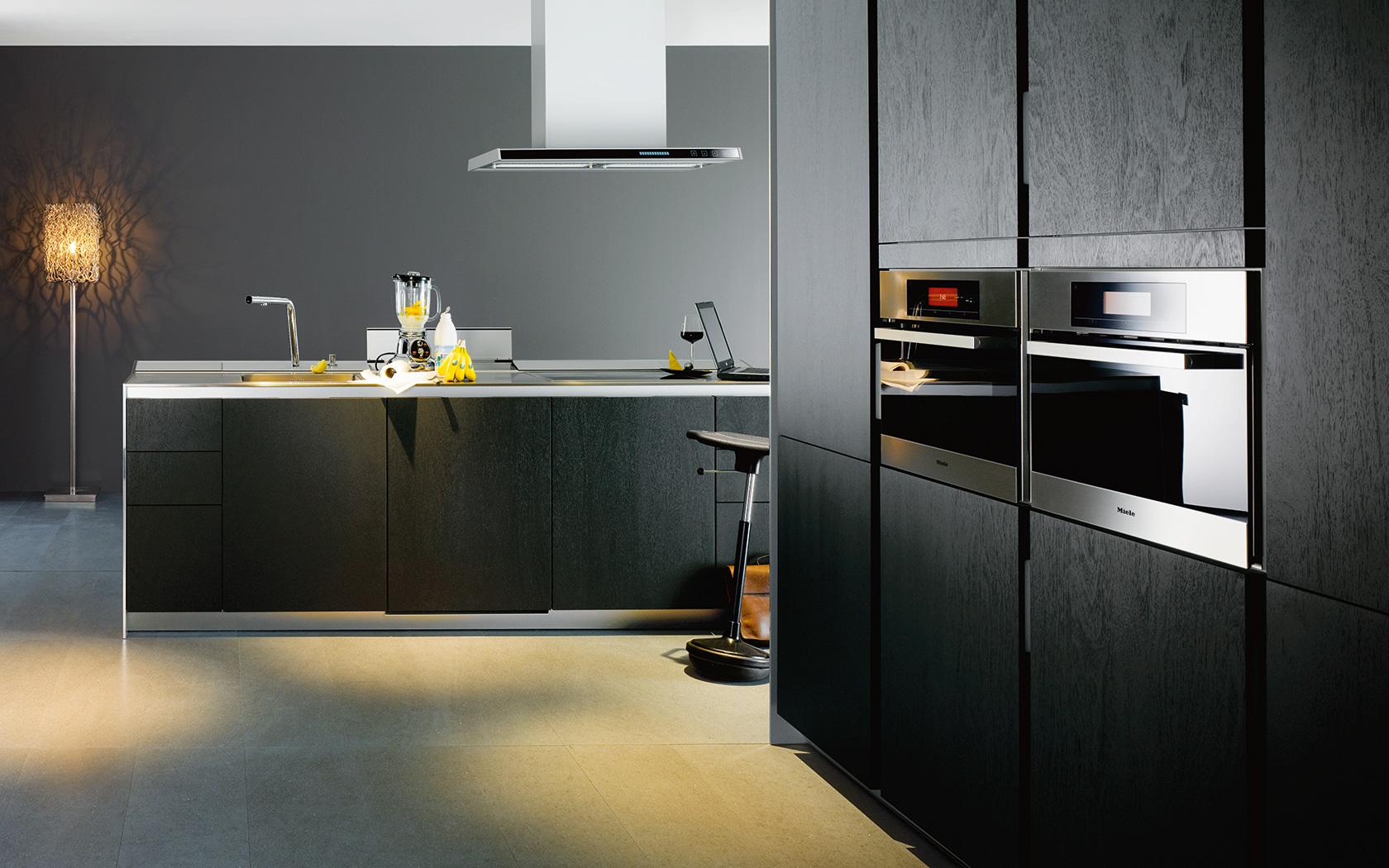 Zwarte keuken siematic u informatie over de keuken