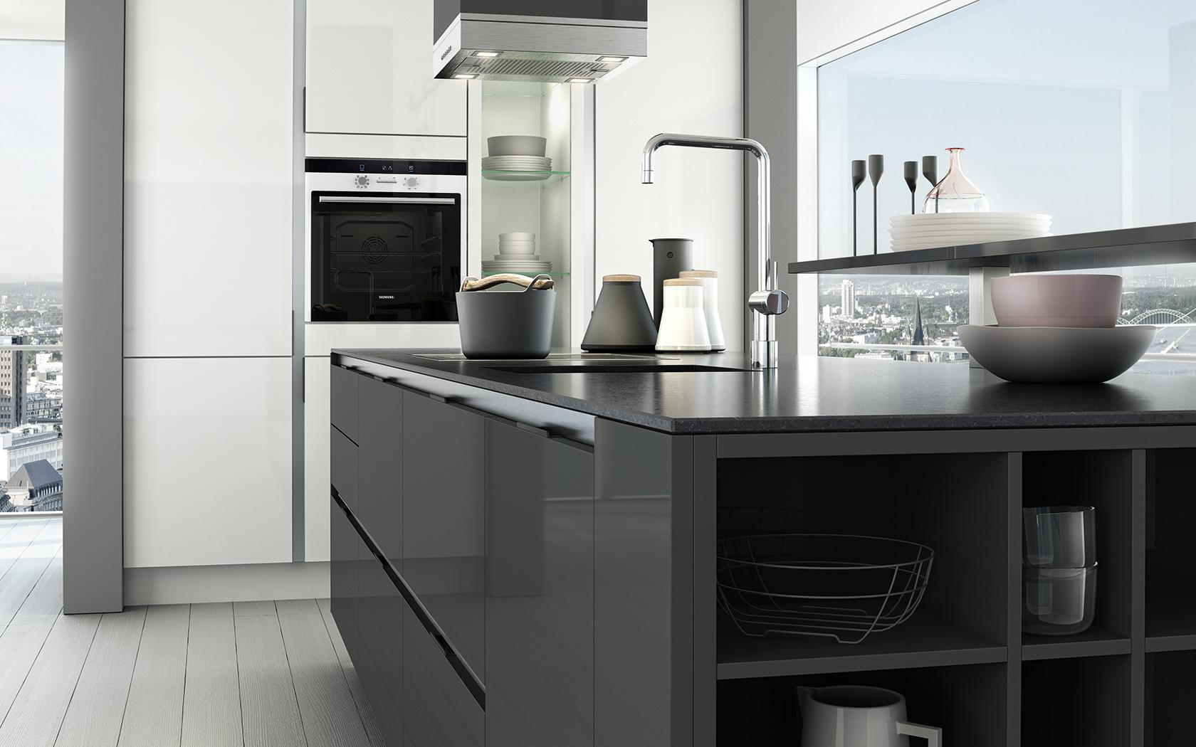 Gemakkelijk Cvt Keukens : Nieuwe siematic s keuken vindt u bij nieuwenhuis keukens
