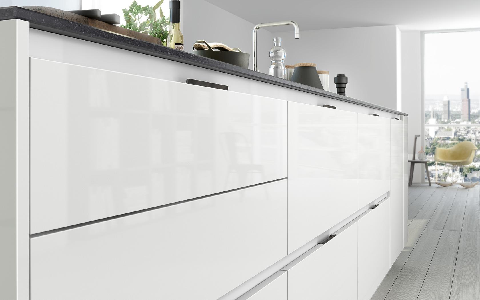 Nieuwe siematic s3 keuken vindt u bij nieuwenhuis keukens - Kleine centrale eiland goedkoop keuken ...