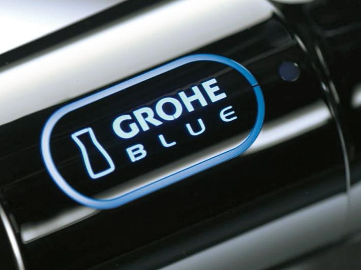 Grohe Blue plat water