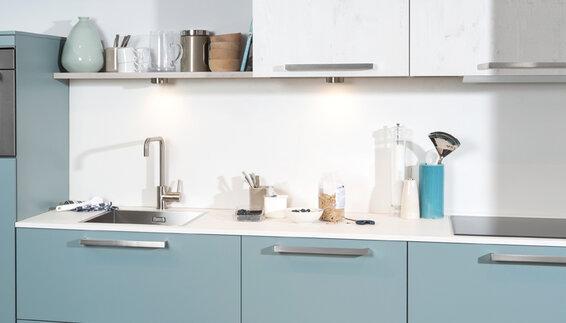 Rechte keukens Nieuwenhuis Keukens