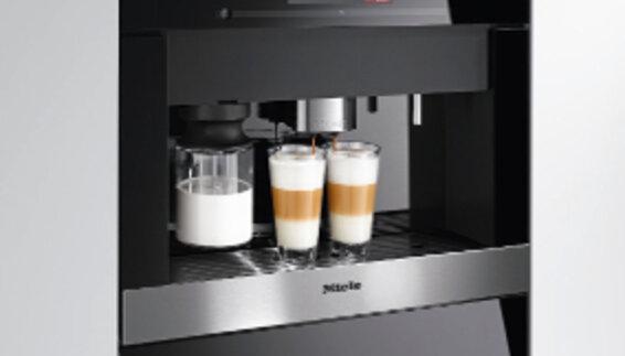 Miele koffiemachine