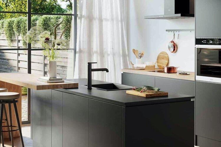 Nieuwenhuis Honburg Zwarte Keuken