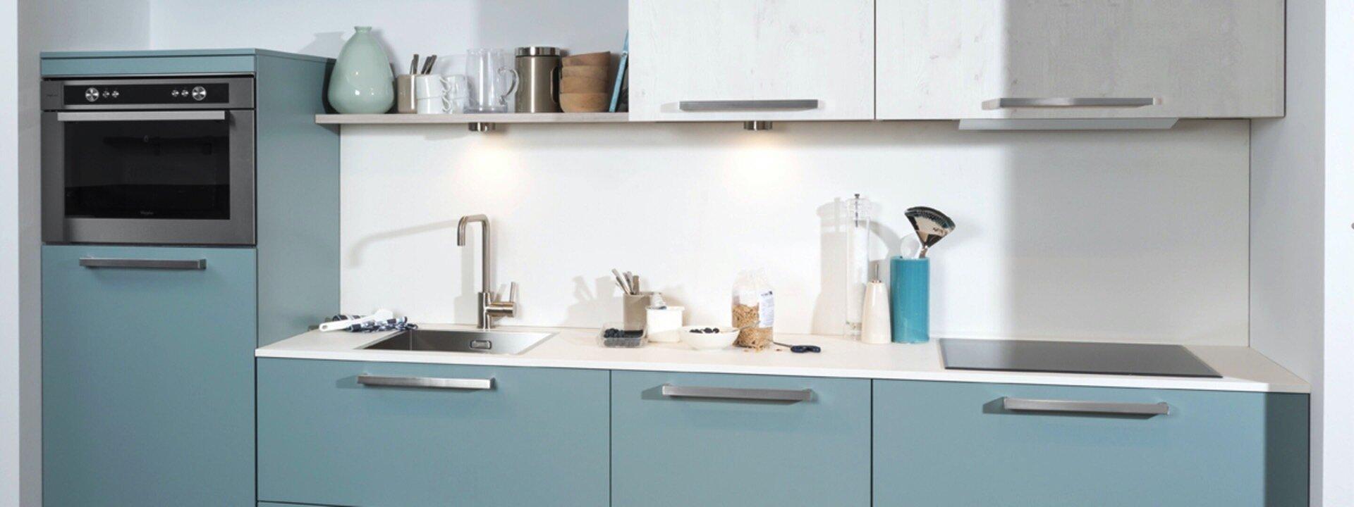 Rechte Keukens Nieuwenhuis