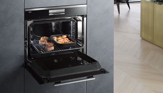 Miele oven of magnetron