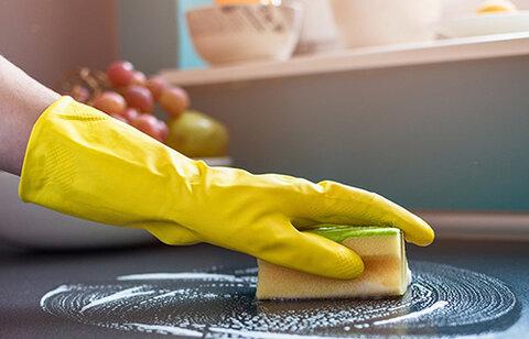 Schoonmaak tips keuken