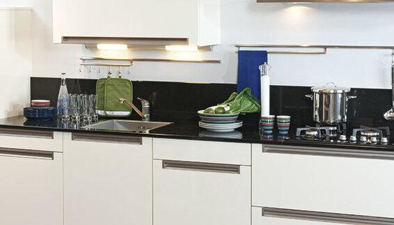 Kleine keukens Nieuwenhuis
