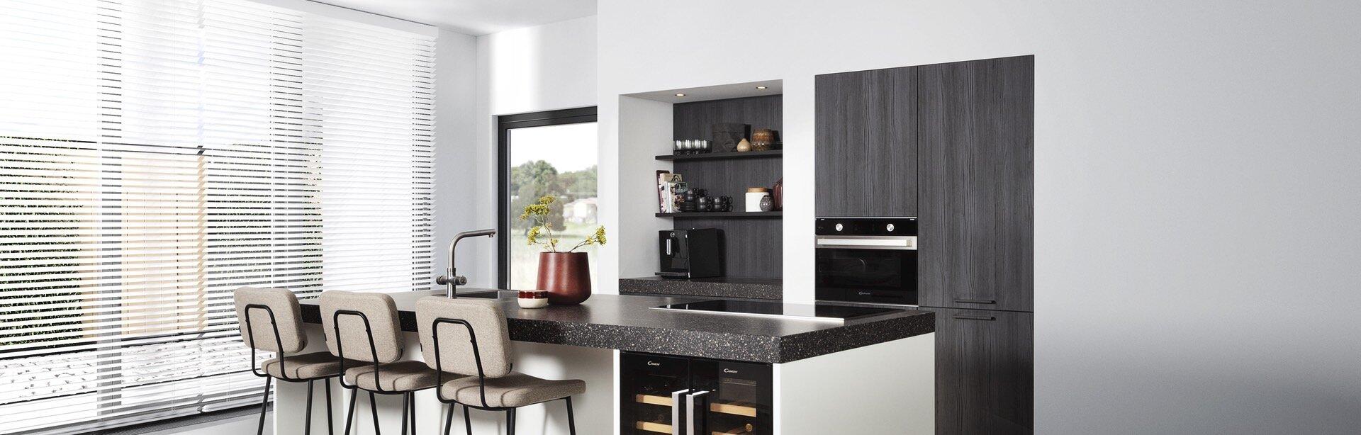 design keuken Inde Alba