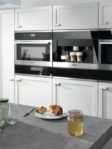 Koffiemachine Nieuwenhuis Keukens