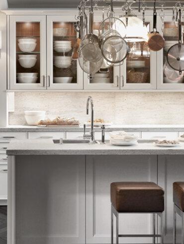 Keukens met bar Nieuwenhuis