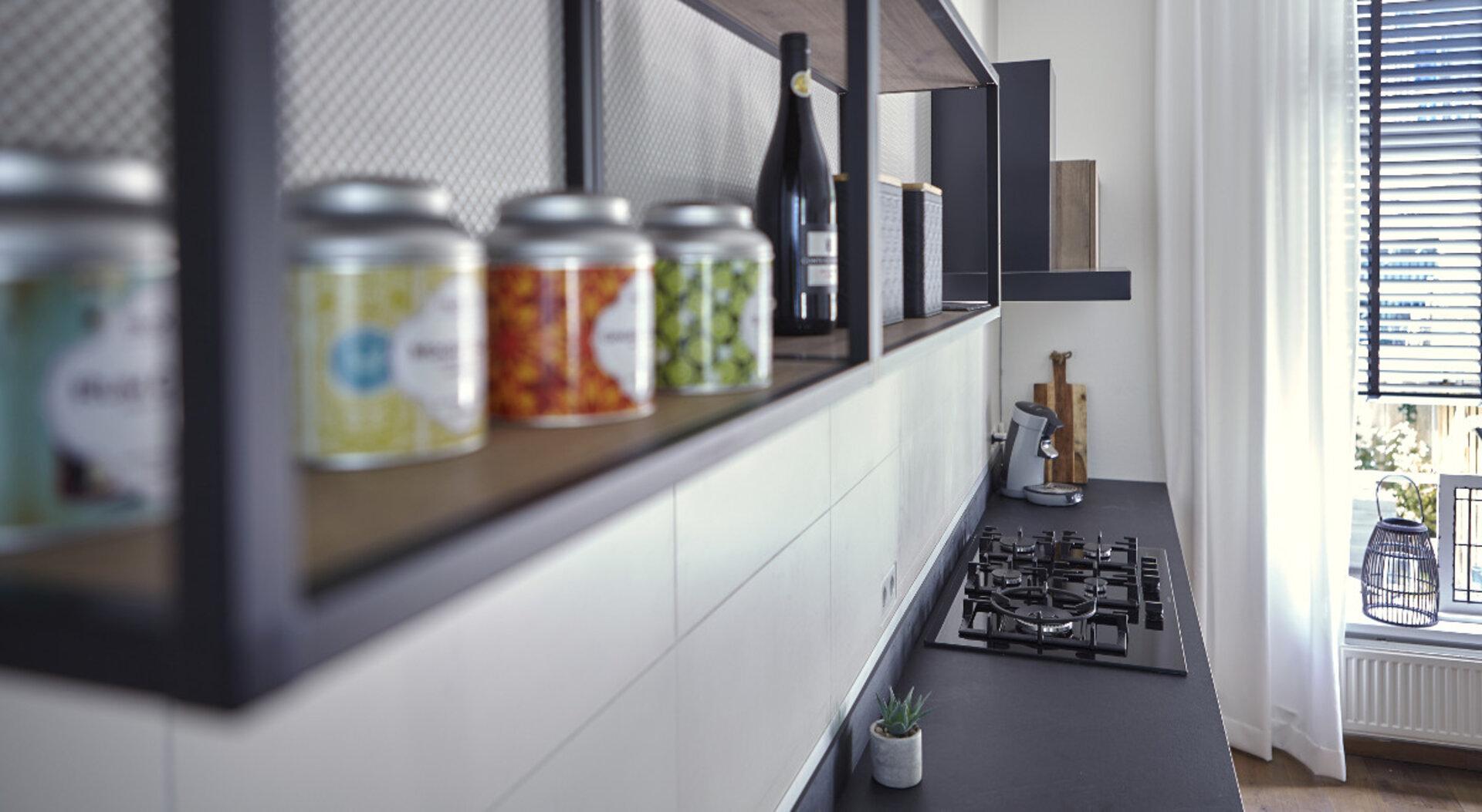 Betonnen keuken inspiratie
