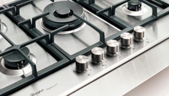 Whirlpool kookplaten