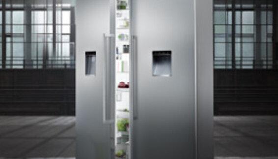 Siemens koelers en vriezers