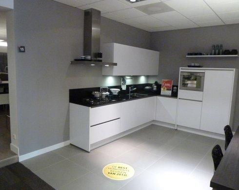 Showroomkeuken Heerenveen Koop uw keuken bij Nieuwenhuis Keukens in Heerenveen