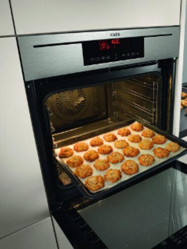 AEG oven