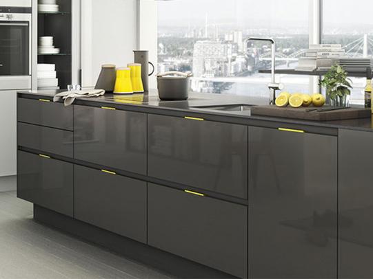 Uw nieuwe keuken efficiënt indelen