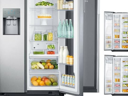 De coolste trend: Amerikaanse koelkasten