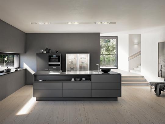 Trend: donkere keukens