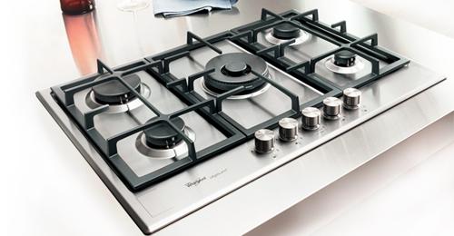 Whirlpool kookplaat